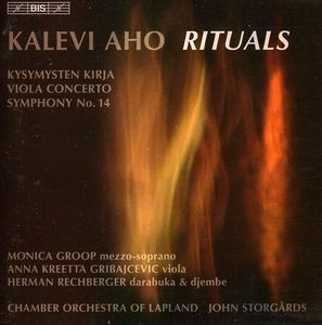 Rituals: Concert for Chamber Orchestra