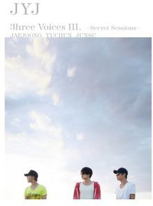 Jyj 3Hree Voices [Import]