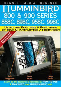 Humminbird 800 and 900 Series 858c, 898c, 958c, 998c