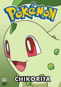 Pokemon All Stars, Vol. 18: Chikorita  [Japanimation]