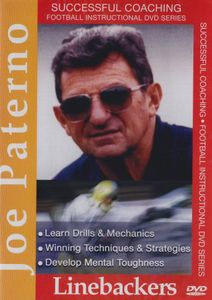 Successful Football Coaching: Joe Paterno - Lineba