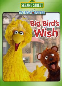 Big Bird Wishes the Adults Were Kids
