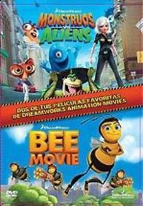 Monstruos Vs. Aliens-Bee Movie