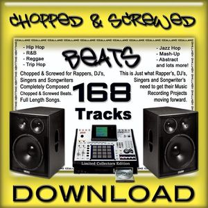 Chopped & Screwed Beats /  Various