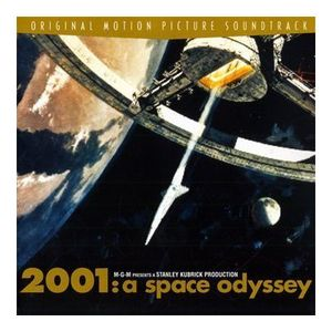 2001: Space Odyssey (Original Soundtrack) [Import]