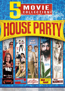 5-Movie House Party Collection