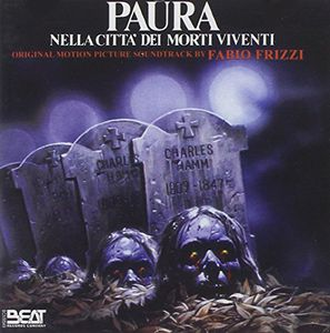 Paura Nella Citta Dei Morti Viventi (Original Soundtrack) [Import]