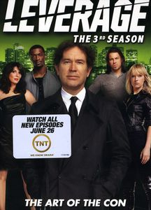 Leverage: The Third Season
