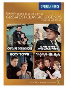 TCM Greatest Classic: Legends Film Collection: Spencer Tracy