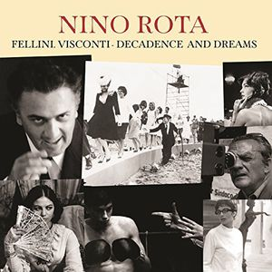 Fellini Visconti: Decadence & Dreams (Original Soundtrack) [Import]