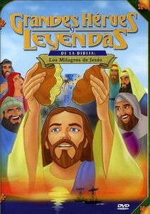 Los Milagros De Jesus [Spanish] [Animated] [Dubbed]