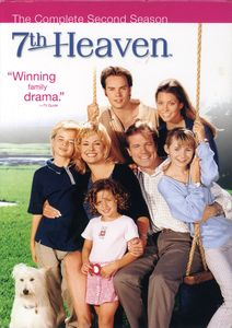 7th Heaven: The Complete Second Season