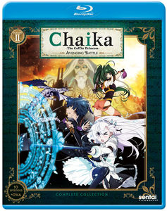 Chaika The Coffin Princess- Avenging Battle: Complete Collection