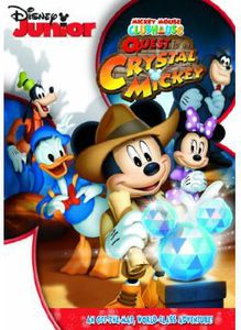 MMCH: Quest for the Crystal Mickey