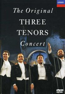 Three Tenors /  in Concert