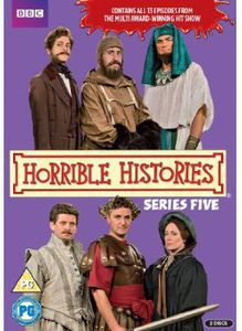 Horrible Histories-Complete Series 5