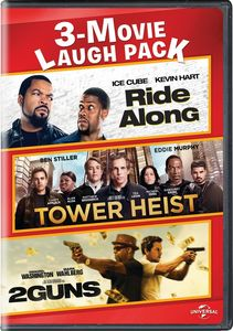 Ride Along/ Tower Heist/ 2 Guns