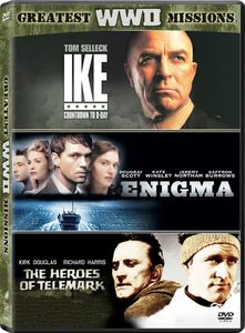 Enigma (2001) /  Ike: Countdown to D-Day /  Heroes