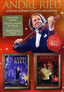 Andre Rieu Christmas Around the World & Christmas [Import]