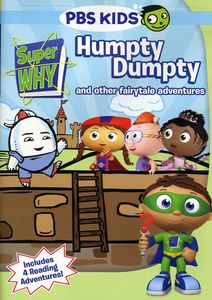 Super Why!: Humpty Dumpty and Other Fairytale Adventures [Full Frame]