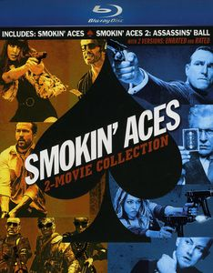Smokin' Aces: 2-Movie Collection [WS] [Slipcase]