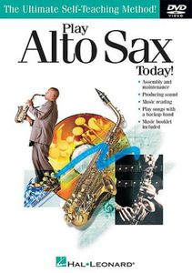 Play Alto Sax Today [Instructional]