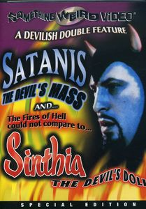 Satanis, The Devil's Mass /  Sinthis, The Devil's Doll