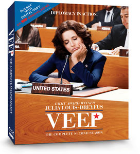 Veep: The Complete Second Season