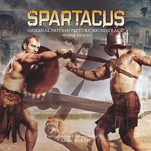 Spartacus (Original Soundtrack) [Import]