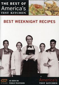 Best Weeknight Recipes: America's Test Kitchen [Tv Show]