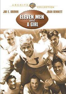 Eleven Men & a Girl (Aka Maybe It's Love 1930)
