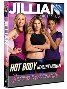 Hot Body Healthy Mommy