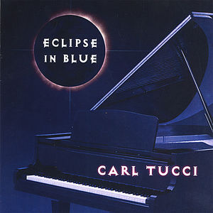Eclipse in Blue