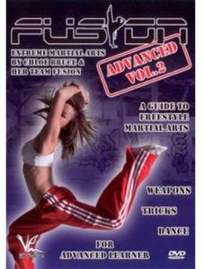 Vol. 2-Extreme Martial Arts Advanced-Weap
