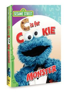 C Is For Cookie Monster [Full Frame]