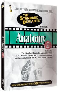 Standard Deviants: Anatomy, Vol. 2