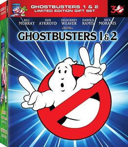 Ghostbusters I & II Gift Set (4K Mastered)
