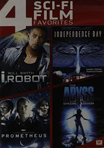 I Robot /  Independence Day /  Prometheus /  Abyss