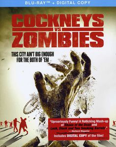 Cockneys Vs. Zombies [Blu-Ray/ Dvd/ Digital Combo]