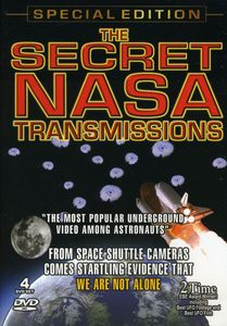 Secret Nasa Transmissions [4 Discs] [Documentary]