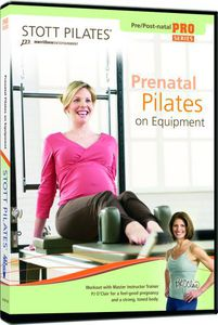 Stott Pilates: Prenatal Pilates on Equipment