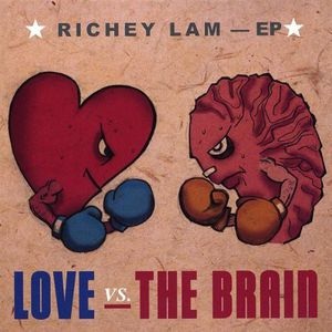 Love Vs. The Brain EP