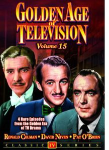 Golden Age Of Television, Vol. 15