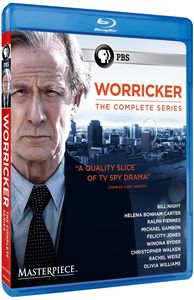 Worricker: The Complete Series (Masterpiece)