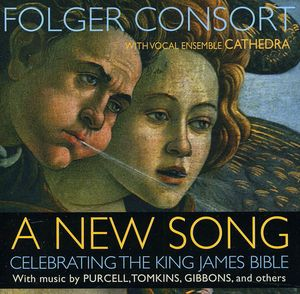New Song: Celebrating King James Bible