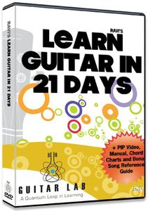 Learn to Play Guitar in 21 Days