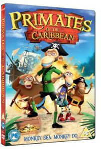 Primates of the Caribbean [Import]