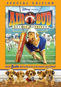 Air Bud: Golden Receiver [WS] [Special Edition] [Foil O-Card]