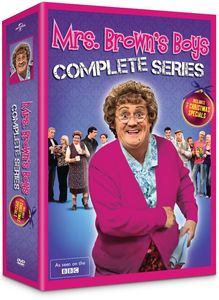 Mrs Brown's Boys: Complete Series