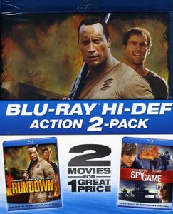 The Rundown/ Spy Game [2001] [Widescreen] [Back To Back]
